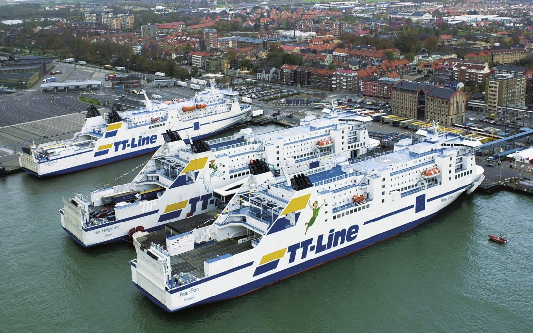 TT-Line offers passengers reliable, fast internet with Nowhere Networks